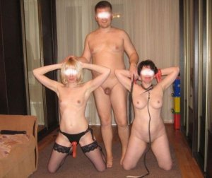 Yllona threesome escorts in Bensville, MD